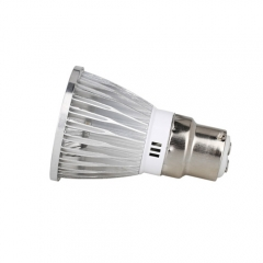 Dimmable B22 9W AC 220V COB Spotlight Cool Warm Neutral White