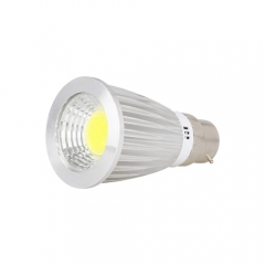 Dimmable B22 AC 220V 12W LED COB Downlight Bulb Warm Neutral Cool White ,700LM
