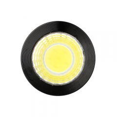 Dimmable RANPO GU10 6W LED COB Downlight Bulb Warm Cool Neutral White ,AC 110V/220V,300LM