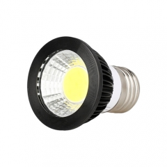 RANPO Dimmable E27 6W LED COB Downlight Bulb Warm Cool Neutral White ,AC 110V / AC 220V,300LM