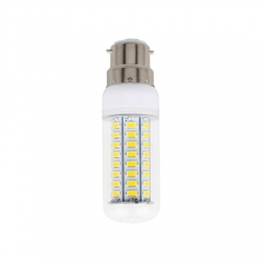 Ranpo Dimmable B22 9W LED Corn Light Bulb 48 LEDs 5730 SMD Warm Cool White AC 220V