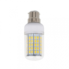 Ranpo Dimmable B22 20W LED Corn Light Bulb 90 LEDs 5730 SMD Warm Cool White AC 220V