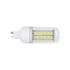 Ranpo Dimmable G9 9W LED Corn Light Bulb 48 LEDs 5730 SMD Warm Cool White AC 110V 220V