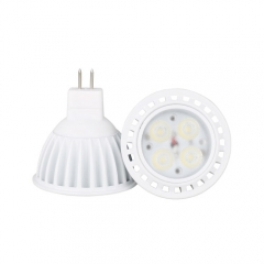 RANPO Dimmanle MR16 8W 3030 SMD LED Downlight Bulb Warm Cool Neutral White ,DC 12V,440LM