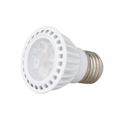 RANPO Dimmable E27 8W LED COB Downlight Bulb Warm Cool Neutral White ,110V 220V,440LM