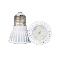 RANPO Dimmable E26 8W LED COB Downlight Bulb Warm Cool Neutral White ,AC 110V,440LM
