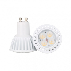 RANPO Dimmable GU10 8W 3030 SMD LED Downlight Bulb Warm Cool Neutral White ,110V 220V,440LM