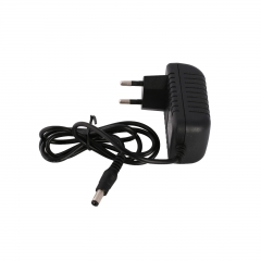 Ranpo EU Plug 12V 1A Power Supply Adapter