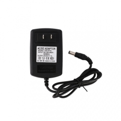 Ranpo AC100-240V to DC 24V 1A US Plug Power Supply Adapter
