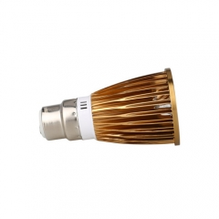 RANPO Dimmable Bronze B22 12W LED COB Downlight Bulb Warm Cool Neutral White ,AC 220V , 600LM