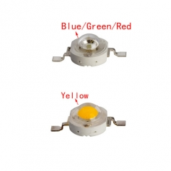 RANPO 10 pcs/lots 1W High Power LED Chip Bead Red,Yellow,Blue,Green,Lamp