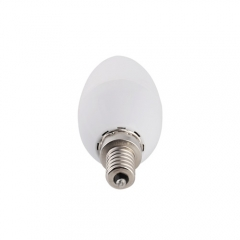 RANPO E12 3W 110V LED Chandelier Candle Light Bulb Lamp Warm/Cool /Natrual White 2835 SMD