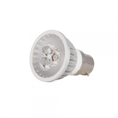 Ranpo B22 Bayonet  9W LED Spotlight Warm Cold Natural White AC 85-265V