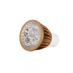 Ranpo Bronze Color GU5.3 12W LED Spotlight Warm Cold Natural White AC 85-265V