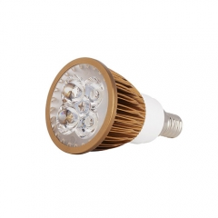 Ranpo Dimmable Bronze Color E14 12W LED Spotlight Warm Cold Natural White AC 220V 240V