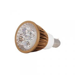 Ranpo Bronze Color B15 12W LED Spotlight Warm Cold Natural White AC 85-265V