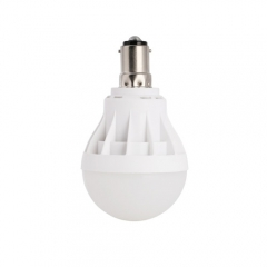 RANPO B15 3W AC 220V LED Globe Bulb Warm / Cool White Energy Saving Lamp