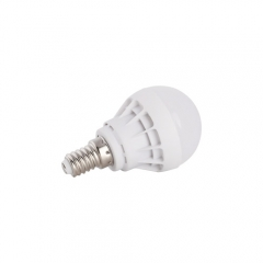 RANPO E14 3W AC 220V LED Globe Bulb Warm / Cool White Energy Saving Lamp