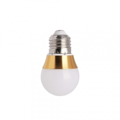 RANPO Dimmable E27 3W LED Globe Bulb Warm / Cool White AC 110V 220V  ,Energy Saving Lamp For Home
