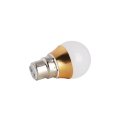RANPO Dimmable B22 3W LED Globe Bulb Warm / Cool White AC 220V ,Energy Saving Lamp For Home