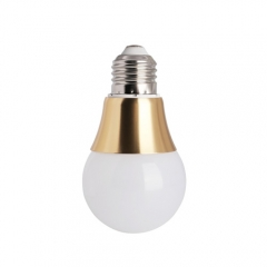 RANPO Dimmable E27 5W LED Globe Bulb Warm / Cool White AC 110V 220V ,Energy Saving Lamp For Home