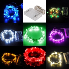 3M LED String Red/Yellow/Cool White/Warm White/Blue/Green/Purple Light Lamp Rope
