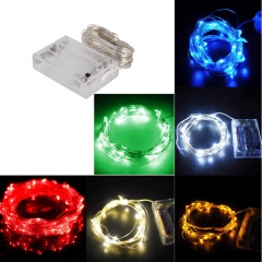 5M LED String Red/Yellow/Cool White/Warm White/Blue/Green Light Lamp Rope