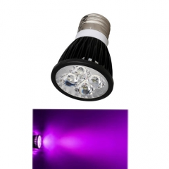 Ranpo Dimmable E27 12W LED Spotlight  Purple Lighting AC  110V  220V