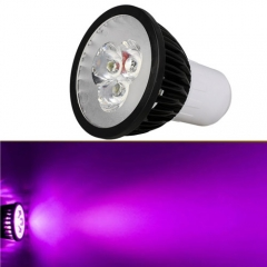 Ranpo GU5.3 9W LED Spotlight Purple Lighting AC 85-265V