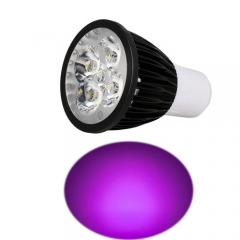 Ranpo  Dimmable GU5.3 12W LED Spotlight Purple  Lighting  AC  220V