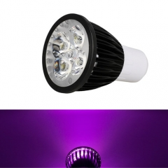Ranpo  GU5.3 12W LED Spotlight Purple  Lighting  AC 85-265V