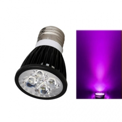 Ranpo E27 12W LED Spotlight Purple Lighting AC 85-265V