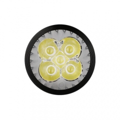 Ranpo MR16 15W LED Spotlight Red Yellow Blue Green Purple Lighting DC 12V