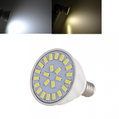 RANPO Dimmable E14 LED Spotlight 4W Bulb 5730 SMD AC220V Warm/Neutral/Cool White 24 LEDs