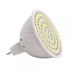 RANPO MR16 LED Spotlight 6W Bulb 2835 SMD 80 leds AC 110V/220V  Warm/Neutral/Cool White