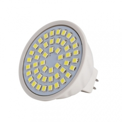 RANPO MR16 LED Spotlight 4W Bulb 2835 SMD 48 leds AC 110V/220V DC 12V Warm/Neutral/Cool White