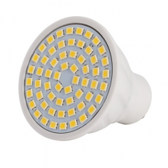 RANPO GU10 LED Spotlight 5W Bulb 2835 SMD 60 leds AC 110V/220V Warm/Neutral/Cool White