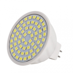 RANPO MR16 LED Spotlight 5W Bulb 2835 SMD 60 leds AC 110V/220V  Warm/Neutral/Cool White