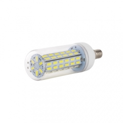 Ranpo E14 LED Corn Light Bulb 78 LEDs 40W 7030 SMD Warm Cool White AC 110-265V