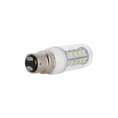 Ranpo B22D-3 7W LED Corn Light Bulb 36 LEDs 5730 SMD Warm/Natural/Cool White AC 110V 220V