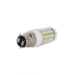 Ranpo B22D-3 15W LED Corn Light Bulb 69 LEDs 5730 SMD Warm/Natural/Cool White AC 110V 220V