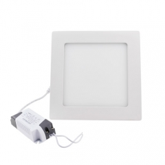Ranpo LED Panel Light Square 6W Warm Cool White Downlight with LED Driver AC 85-265V