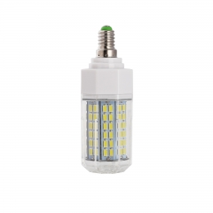 Ranpo Polygon Dimmable E14 30W 112 Leds 5730 SMD LED Corn Bulb  Warm Cool Neutral White