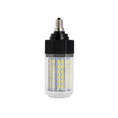 Ranpo Polygon E12 144 Leds 38W 5730 SMD LED Corn Bulb AC 110V Warm Cool Neutral  White