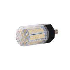 Ranpo Dimmable Polygon E12 112 Leds 30W 5730 SMD LED Corn Bulb AC 110V Warm Cool Neutral  White