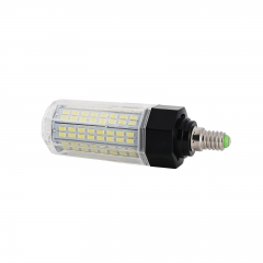 Ranpo Polygon E14 144 Leds 38W 5730 SMD LED Corn Bulb AC 110V Warm Cool Neutral  White