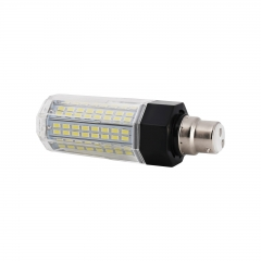 Ranpo Polygon B22 144 Leds 38W 5730 SMD LED Corn Bulb AC 110V Warm Cool Neutral  White