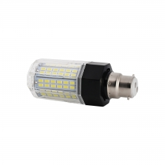 Ranpo Polygon B22 112 Leds 30W 5730 SMD LED Corn Bulb AC 110V Warm Cool Neutral  White