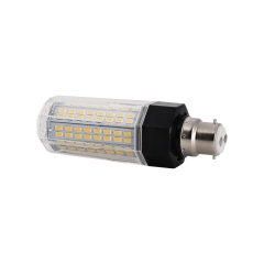 Ranpo Dimmable Polygon B22 144 Leds 38W 5730 SMD LED Corn Bulb AC 110V Warm Cool Neutral  White
