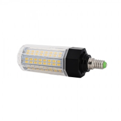 Ranpo Dimmable Polygon E14 144 Leds 38W 5730 SMD LED Corn Bulb AC 110V Warm Cool Neutral  White